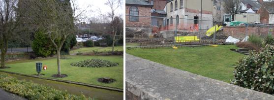 Antrobus gardens project Congleton