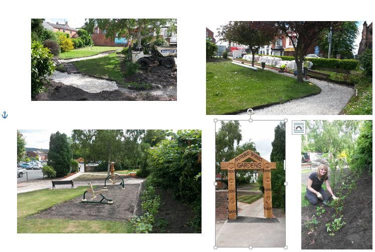 Antrobus St Gardens Congleton