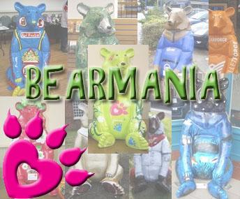 The home of the award winning Bearmania