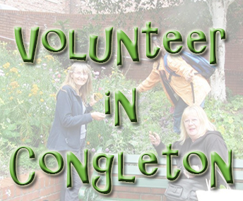 Volunteer with the Congleton Partnership