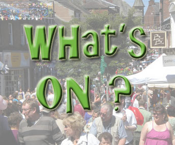 Find out what's on in Congleton from the Congleton Partnership